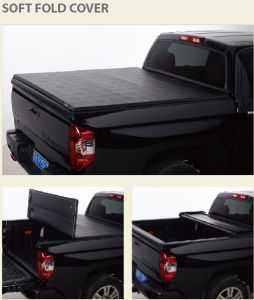Soft Tri-Fold Tonneau Cover pictures & photos