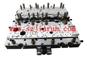 CNC Process Punch Die Set for Water Pump Motor Armature Lamination pictures & photos