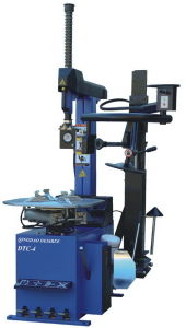 Tire Changer with CE (DTC-4)