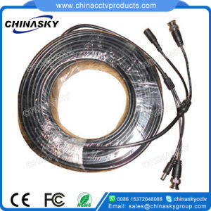 20m Pre-Made CCTV Camera Cable for Power and Video (VP20M) pictures & photos