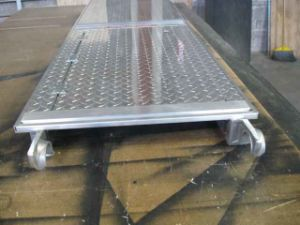 Steel Scaffold Catwalk for Frame System pictures & photos