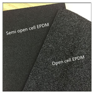 Open Cell/Colsed Cell EPDM Roll for Packing pictures & photos