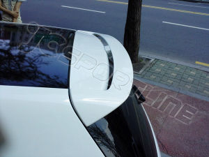 Pur Rear Roof Spoiler for Vw Golf Vi 6 Votex Design