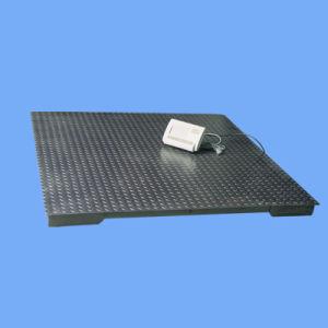 Floor Scale 1*1M 3T (SCS) pictures & photos