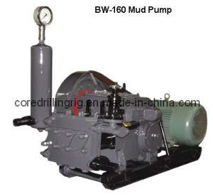 Triplex Piston Single-Acting Mud Pump (BW-160) pictures & photos