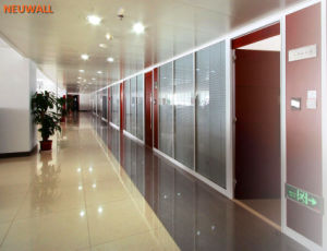 Office Partition Walls/Glass Partition/Aluminum Framed pictures & photos