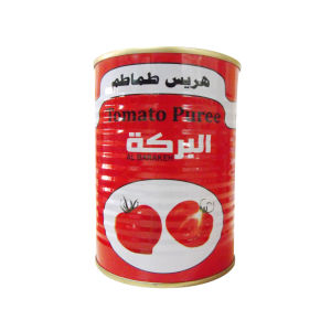 Canned Tomato Paste (1kg)