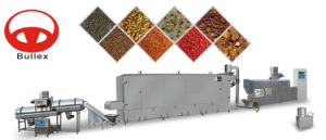 Pet Food Making Machine (DZ Series)
