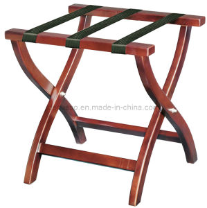 Hotel Room Wooden Luggage Rack / Restaurant Equipment (DA17) pictures & photos