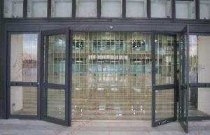 Deluxe Heavy Aluminium Commercial Door (BHA-DK12) pictures & photos
