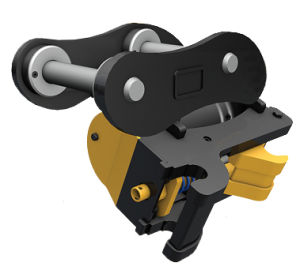 Hydraulic and Mechanical Quick Couplers for Excavators (Hitches) pictures & photos