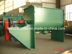 Horizontal Ribbon Powder Mixer pictures & photos