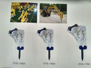 China-Made Reasonable Price Excavator Hydraulic Breaker Hammer pictures & photos