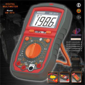 Newest Digital Multimeter (DM-3810) pictures & photos