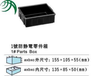 Antistaitc Circulation Box, ESD Pallet Racking, ESD Storage Rack pictures & photos