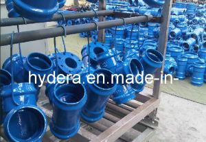 Vortex Ductile Iron Fitting for PVC Pipe pictures & photos
