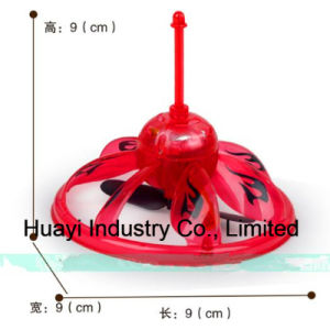 Hard Plastic Hand Induction Hovering UFO Aircraft with USB Recharger pictures & photos