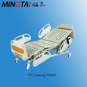 Five Function Nursing Bed, Electric Hospital Bed, Medical Devices pictures & photos