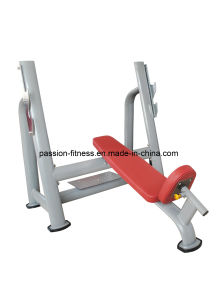 Olympic Incline Bench Commercial Fitness/Gym Equipment with SGS/CE