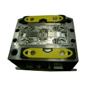 Double Color Plastic Injection Mold for Auto Parts pictures & photos