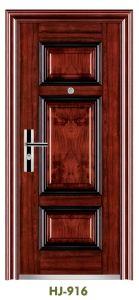 Security Door Steel Door High Quantity Safety Swing Door (FD-916) pictures & photos