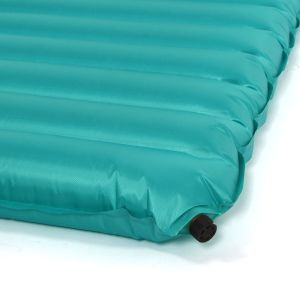 Camping Inflatable Air Mattress with Build-in Pillow. pictures & photos