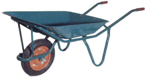Shallow Tray Wheel Barrow (WB1205) pictures & photos