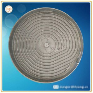 Gray Iron Casting Plate, Hotplate for Oven, Cast Iron Hotplate pictures & photos