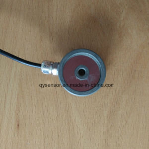 Low Profile Through Hole Washer Type Load Cells / Force Sensors with Customized Capacity and Size Allplied in Medical and Material Endurance Testing pictures & photos