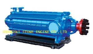 D and MD Multistage Pump Horizontal Multistage Centrifugal Pump pictures & photos