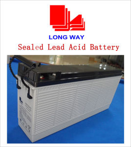 12V105ah Front-Access Sealed UPS Sealed Lead-Acid Battery pictures & photos
