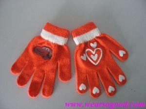 Children Winter Gloves (Hyg1038)