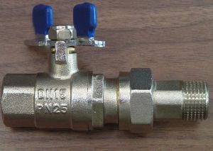 Brass Ball Valve With Union (YC-10155)