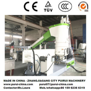 Plastic Recycling Machine for TPE & PP Pelletizing pictures & photos