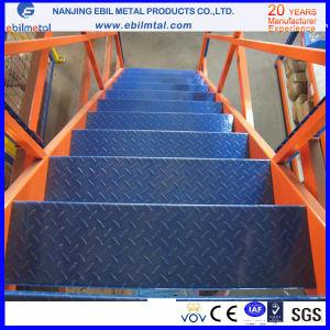 Steel Mezzanine Racking / Storage Racking 2-3 Layers Steel Floor pictures & photos