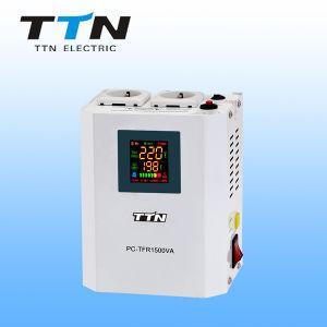 PC-Tfr 1500va Relay Control AC Automatic Voltage Stabilizer Regulator