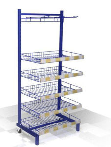 Metal Wire Display Stand pictures & photos
