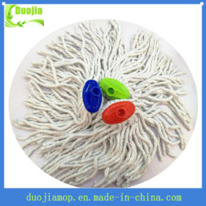 Factory Cheaper Dust Mop Head Wet and Dry Cotton Mop pictures & photos