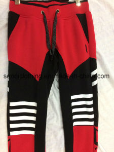 2017 Street Style Men Leisure Jogger Panting Pants Trousers with Pocket Fw-8635 pictures & photos
