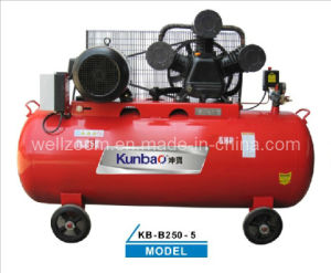 Belt-Drive Piston Type Air Compressor (KB-B250-5)
