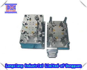 Precision Injection Plastic Mould for Electrical Parts pictures & photos
