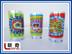 Heat Transfer Label for Plastic Cup pictures & photos
