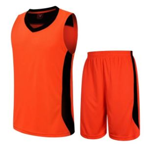 Polyester Basketball Jersey Uniform Design pictures & photos