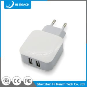 Wholesale Portable Travel USB Mobile Phone Universal Charger pictures & photos