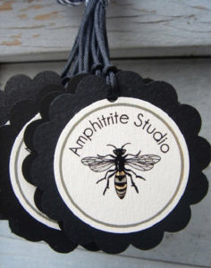 Black Craft Hang Tag with Cheap Price pictures & photos