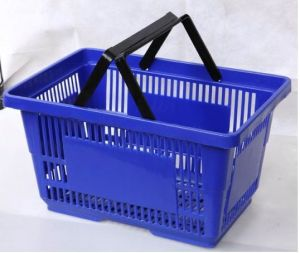New Shopping Basket of Supermarket Equipment pictures & photos