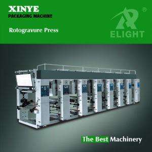 Rotogravure Printing Machine pictures & photos