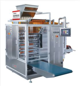 Coffee Four-Side Sealing & Multi-Line Packing Machine pictures & photos