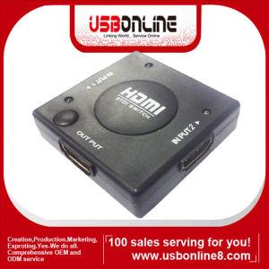 2 Port HDMI Mini Switcher