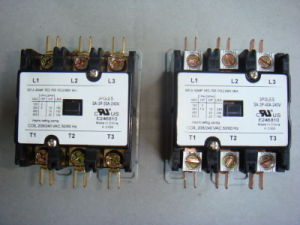 Definite Purpose AC Contactor for The Air Conditioner Called Dp Contactor (CJX9) pictures & photos